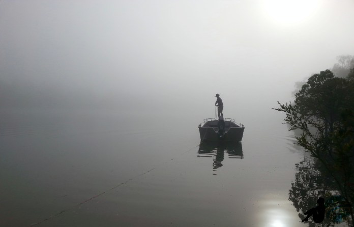 Morning Fog Arnhem Land