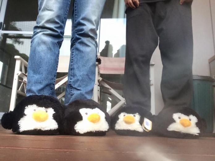 PenguinSlippers