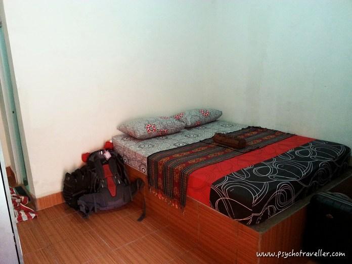 Kuta lombok airbnb bedroom
