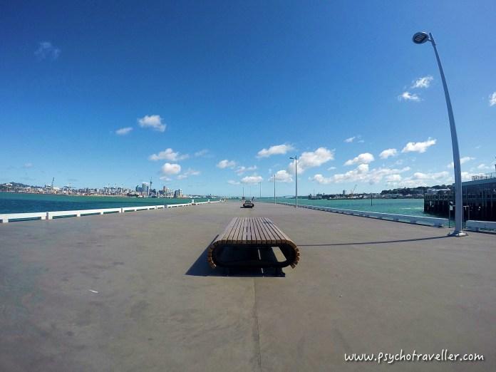 Devonport, Auckland water