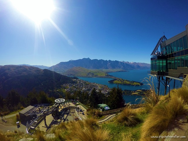 THE LUGE QUEENSTOWN