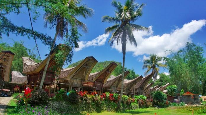 TORAJA INDONESIA
