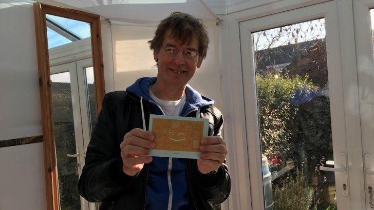 Derek Batty Wins the Psychreg Podcast Contest
