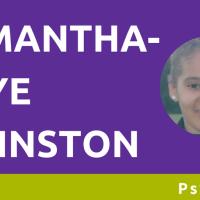 Samantha-Kaye Johnston