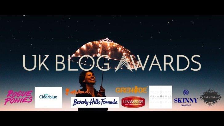 Psychreg at the UK Blog Awards 2018