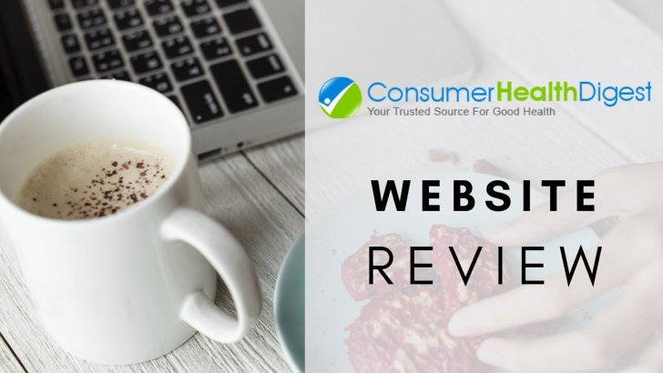 Consumer Health Digest (Full Website Review)