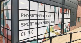 Liverpool Hope University Unveils New Physiotherapy and Sport Rehabilitation Clinic
