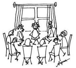 La terapia di gruppo