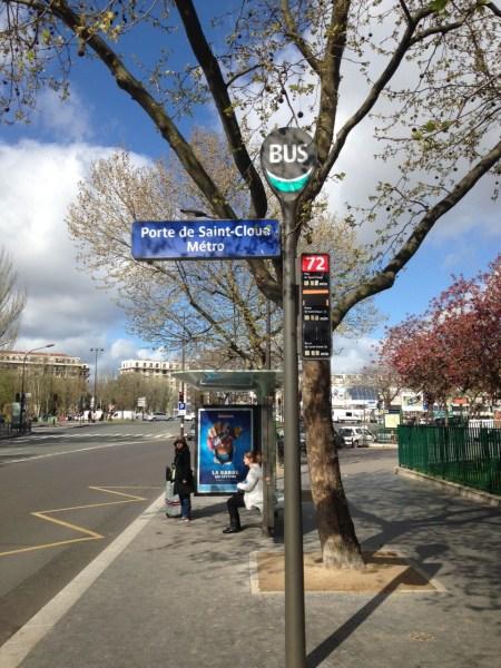 Contact et accès facile à Psy Paris 16 par transports en commun - Porte de Saint-Cloud