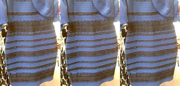 blue and black or