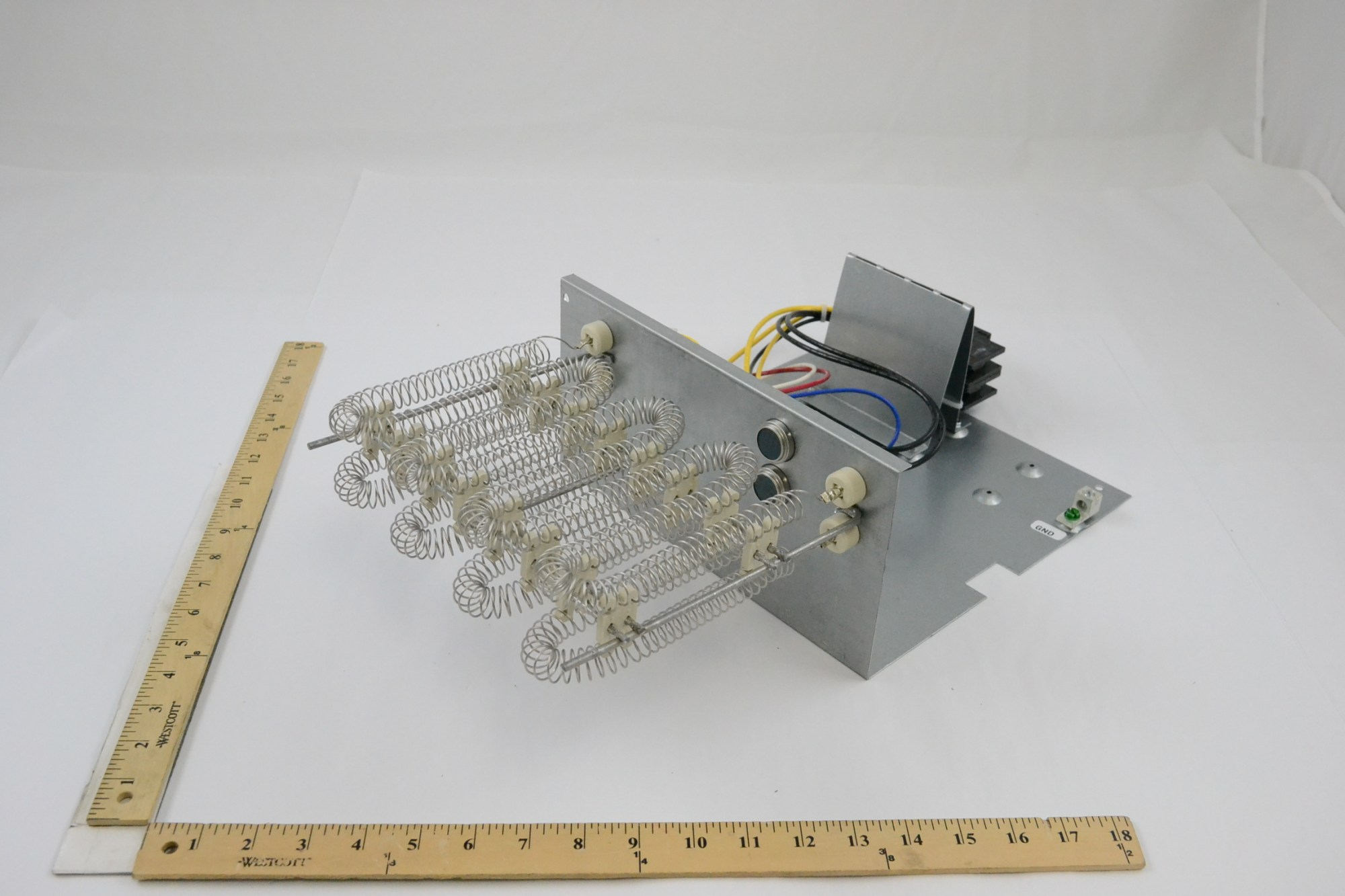 hight resolution of armstrong furnace aehbcc07csa 1 heat strip kit 7 5kw goodman furnace wiring diagram heat pump heat
