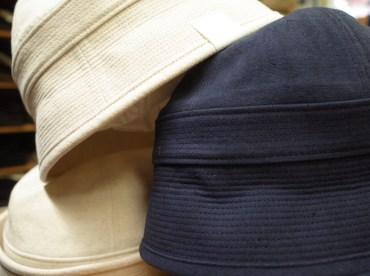 春帽子入荷。