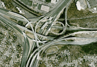 """Fun with Highways: Springfield Interchange (""""The Mixing ..."""