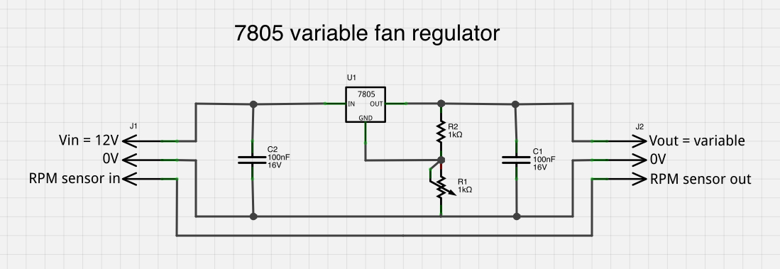 One dollar variable fan controller - Ptarmigan Labs on