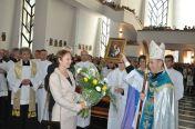 Podziękowania dla Ks.Biskupa Stanisława Salaterskiego