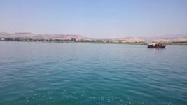 Rejs pojeziorze Galilejskim