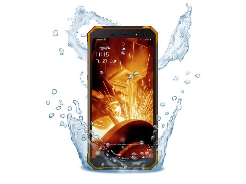 Outdoor-Smartphone Taskphone T20