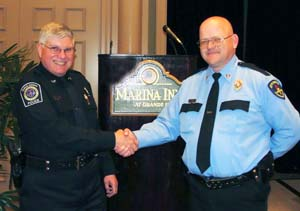 Public Safety Officer Honored as Campus Safety Officer of the Year  Piedmont Technical College