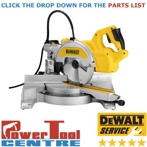 small resolution of details about dewalt genuine spare parts dws777 mitre saw type 1