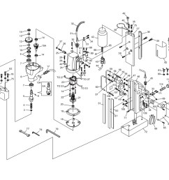 spares for evolution me3500 magnetic drill spare parts spare me3500 mag drill wiring schematic [ 3508 x 2480 Pixel ]