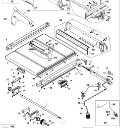 dw744 table saw wiring diagram [ 1526 x 2000 Pixel ]