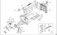 Spares for Dewalt D27300 Planer Thicknesser (type 1) SPARE