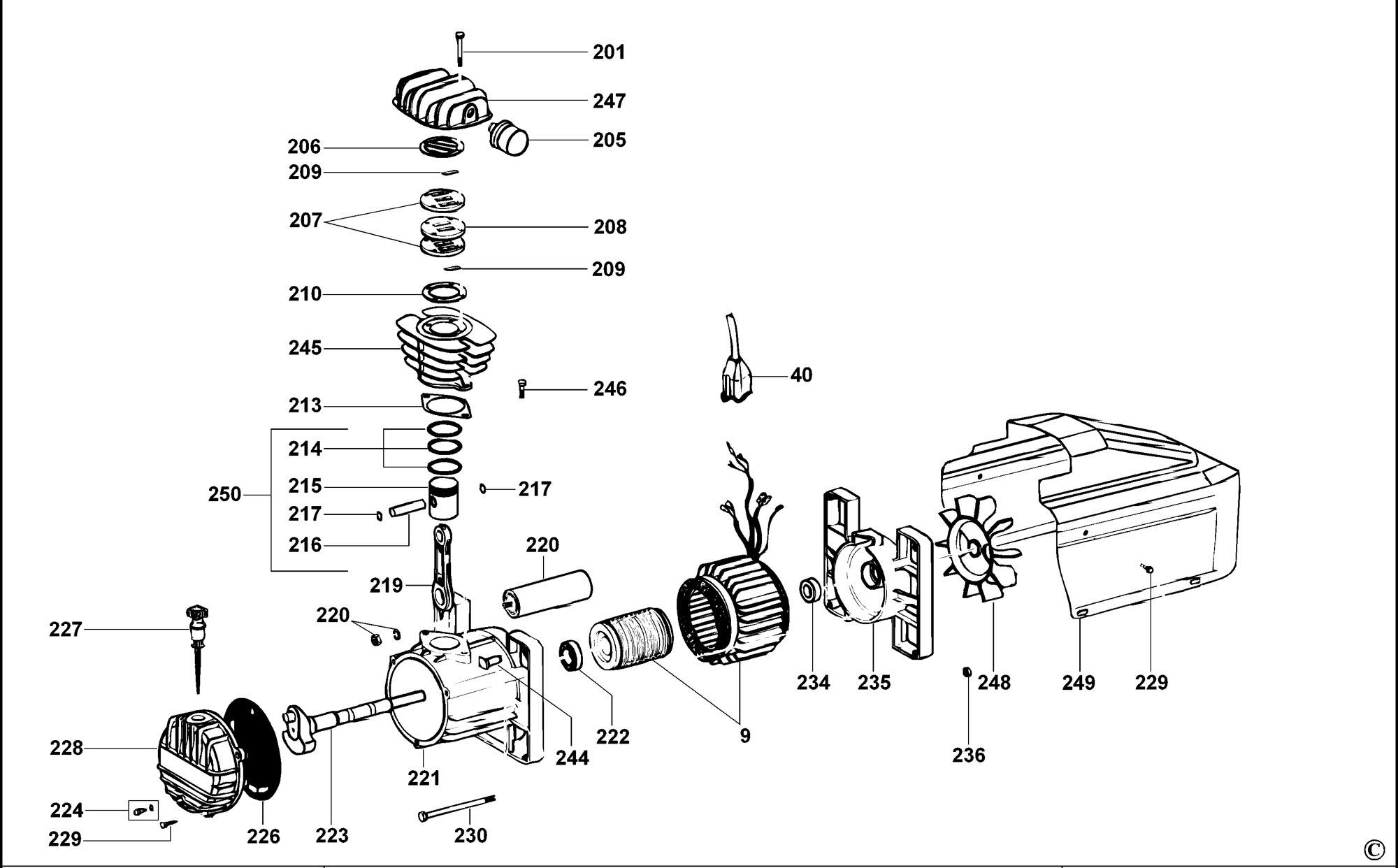 Wrg De Walt Compressor Wiring Diagram