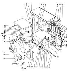 spares for dewalt dw1150 f planer thicknesser type 1 dewalt planer wiring diagram [ 1882 x 2000 Pixel ]