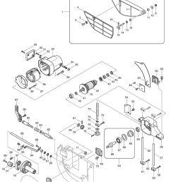 reversing direction of an ac universal motor likewise makita table saw wiring diagram [ 2364 x 3389 Pixel ]