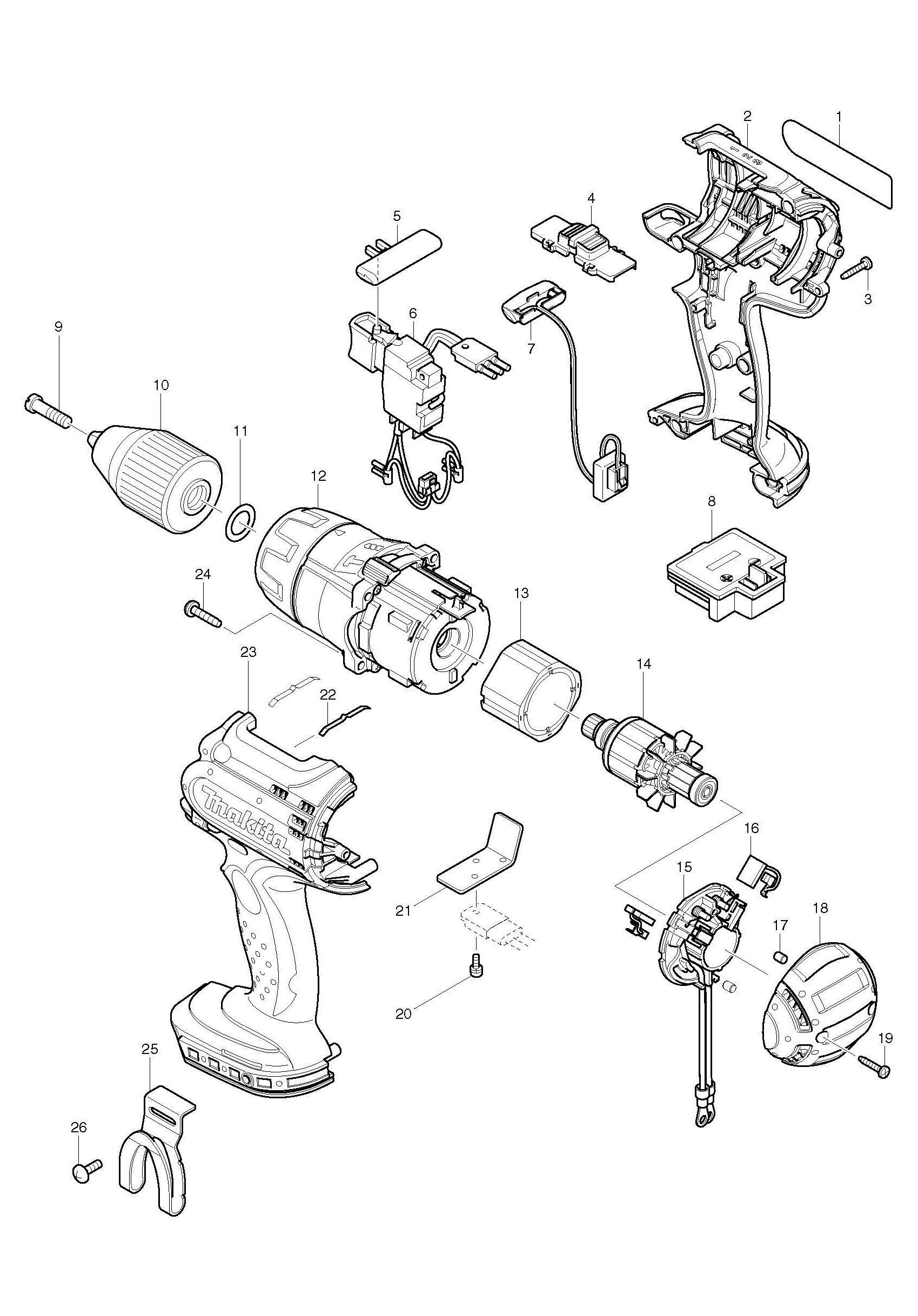 Karcher Switch Wiring Diagram
