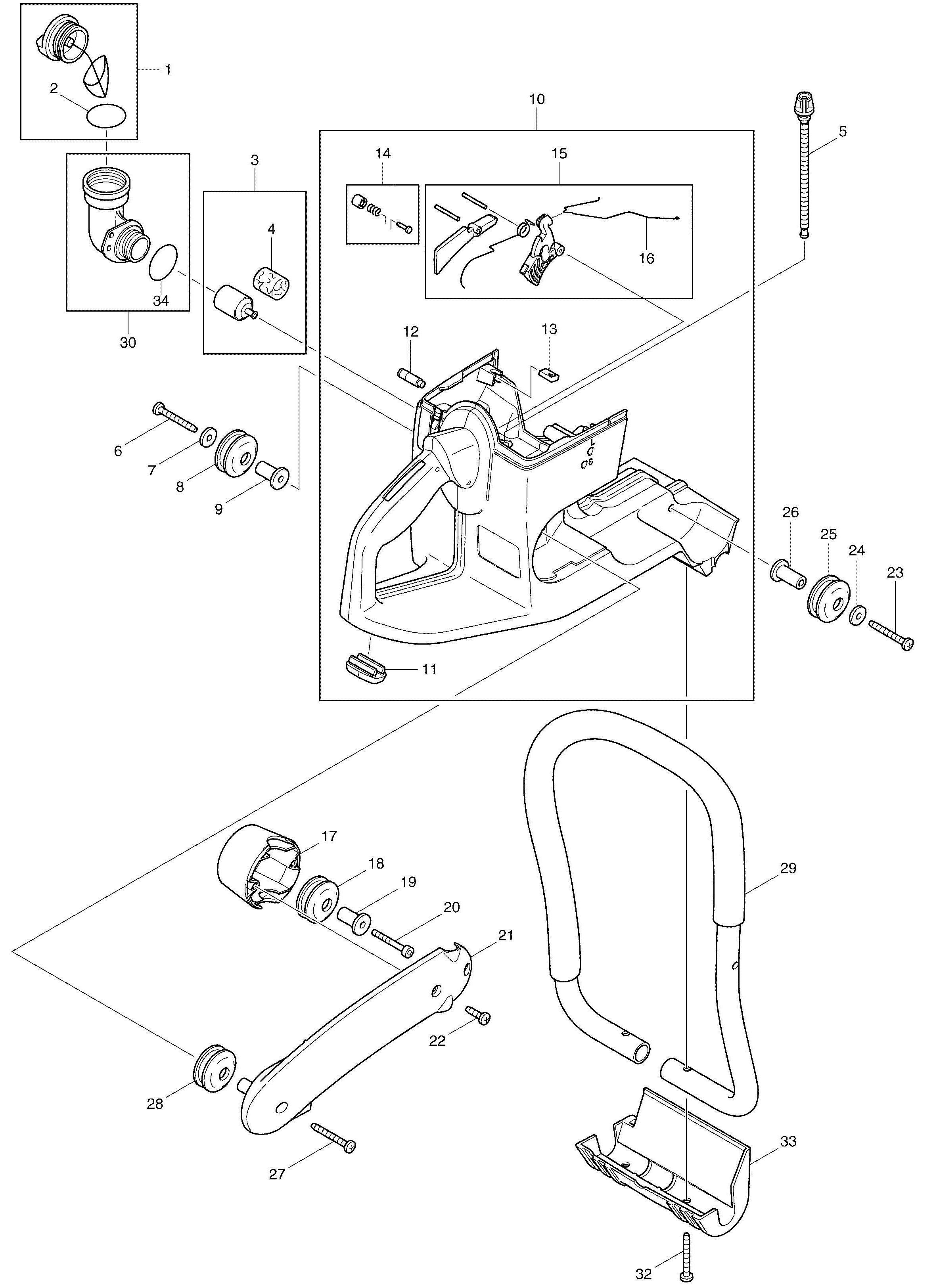 Electric Plug Parts