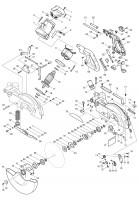 Spares for Makita Ls1214l Slide Compound Mitre Saw 305mm
