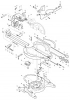 Spares for Makita Ls1214 Slide Compound Mitre Saw 305mm