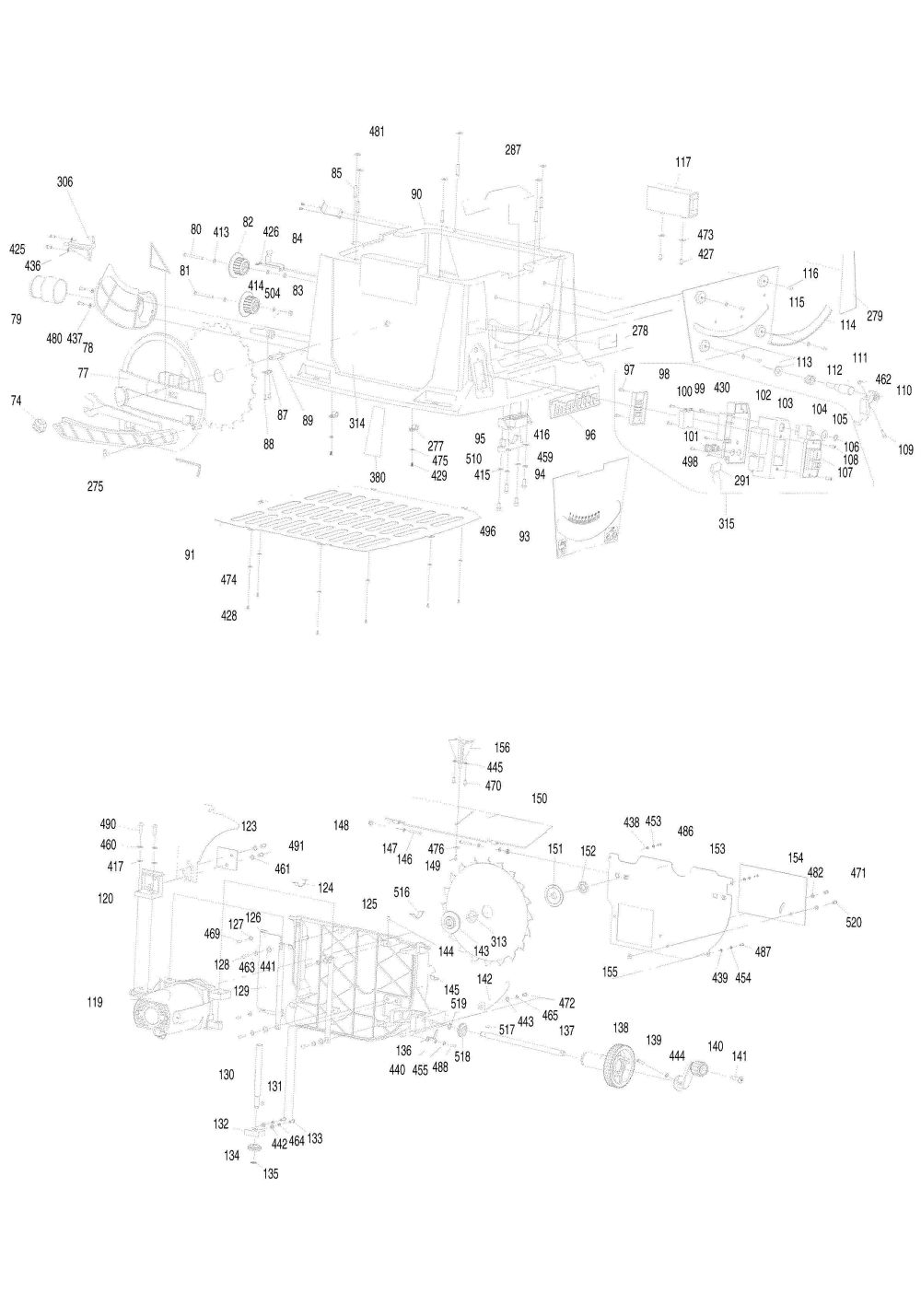 medium resolution of spares for makita mlt100 table saw spare mlt100 from power tool centreclick for bigger diagram click for