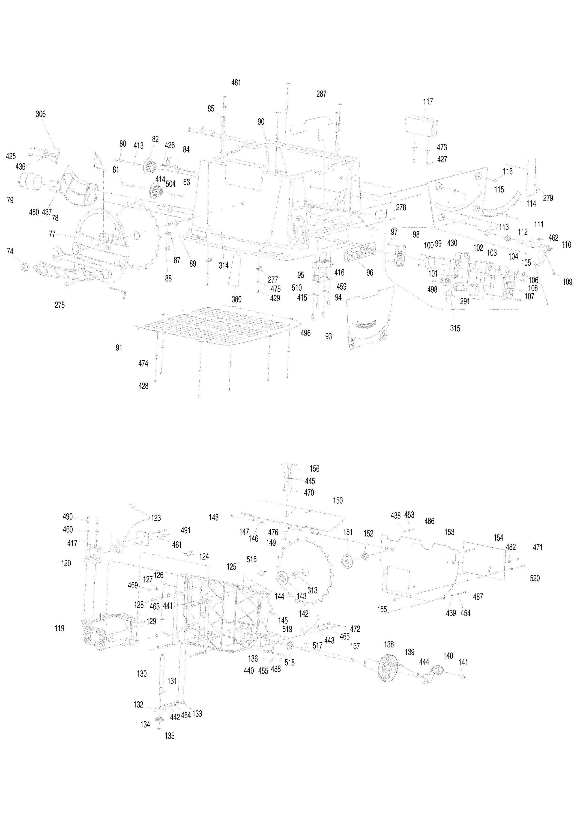 hight resolution of spares for makita mlt100 table saw spare mlt100 from power tool centreclick for bigger diagram click for