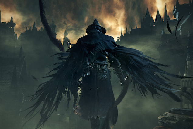hunter_bloodborne_ps4_sony