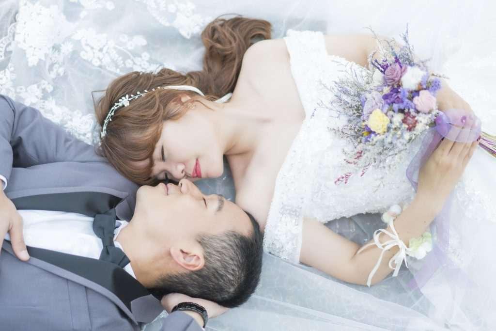 超浪漫婚紗