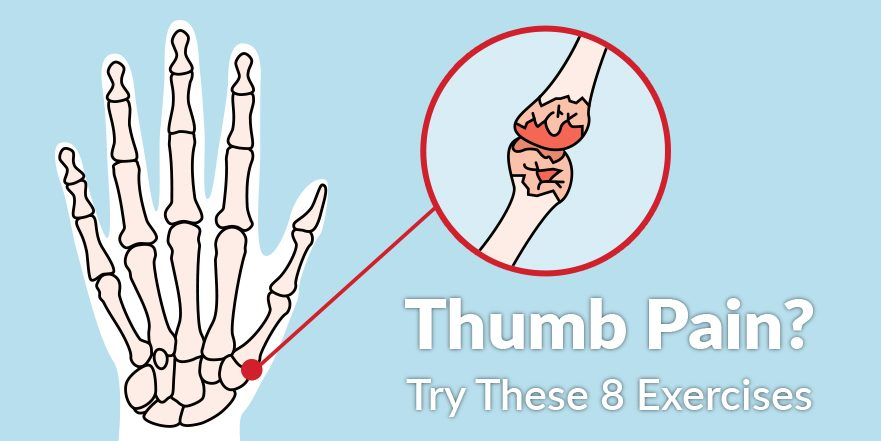thumb pain try these