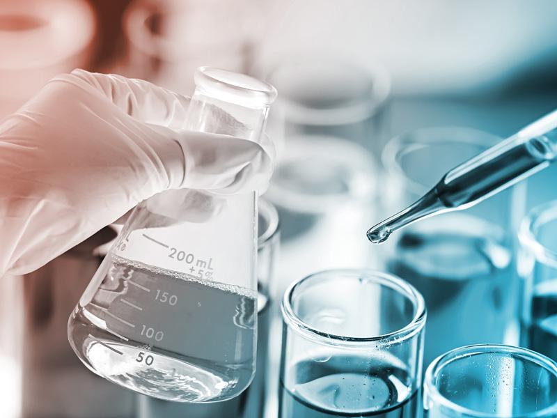 Procedimientos de toma de muestras para pruebas de agua y solución ...