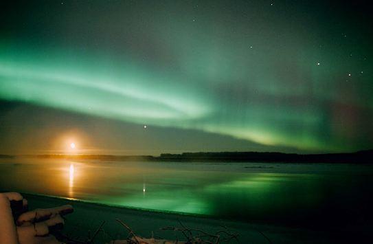 HD Aurora Borealis in Norway