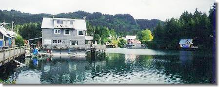 Seldovia Rowing Club B&B