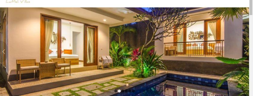 La Meli Villas Bali Iseka Services