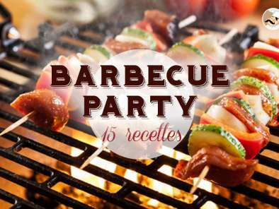 aperitif barbecue 24 recettes sur