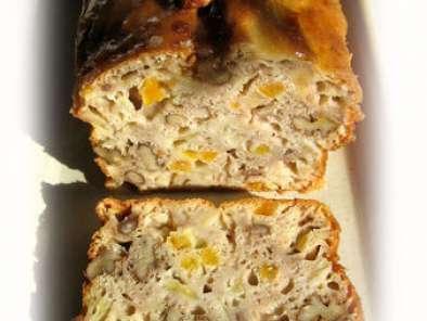 Cake aux pommes noix et magret une recette pom de pom Recette Ptitchef