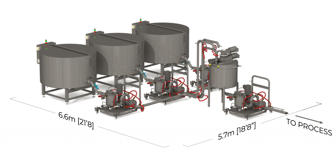 Kettles-tanks - with use tank