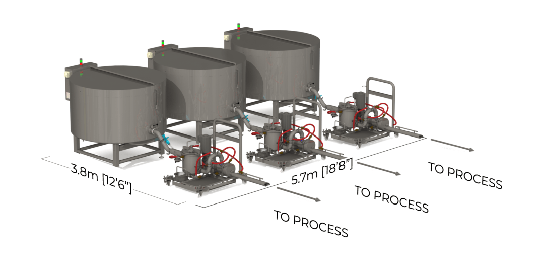 Kettles-tanks - no use tank