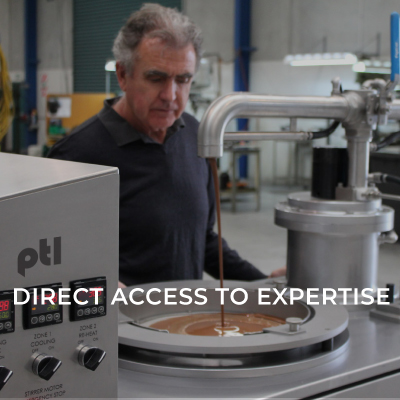 direct access to expertise