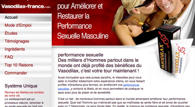 Performance sexuelle – vasodilax-france.com