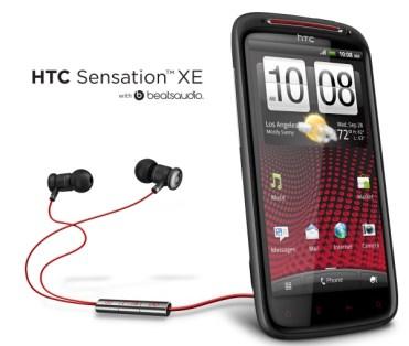 HTC Sensation XE with BeatsAudio