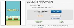 Flappy Bird iPhone 5S